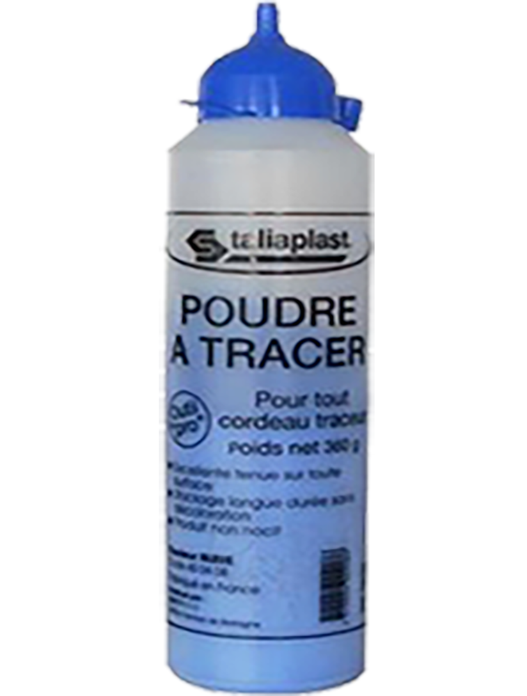 Tracing powder