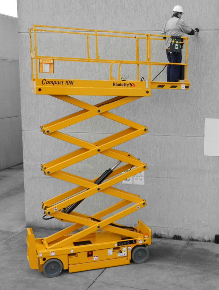 Electric Scissor lift 10m