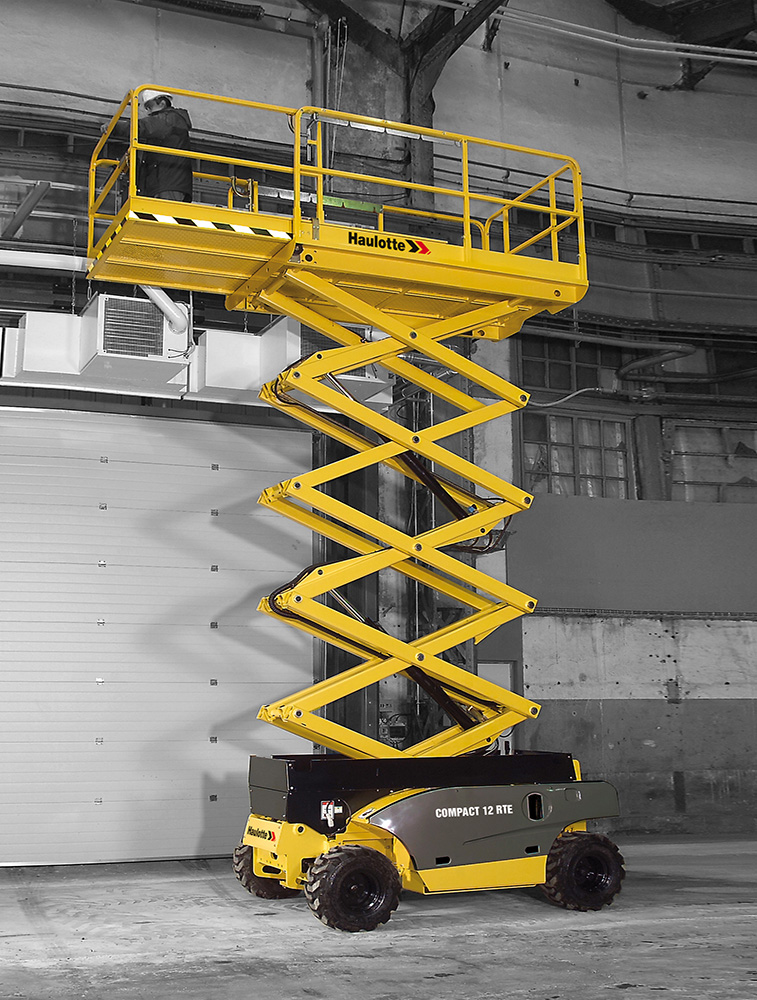 Electric Scissor lift 12m