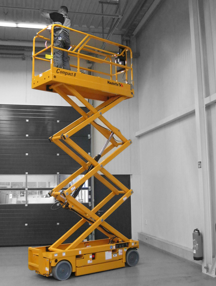 Electric Scissor lift  8m