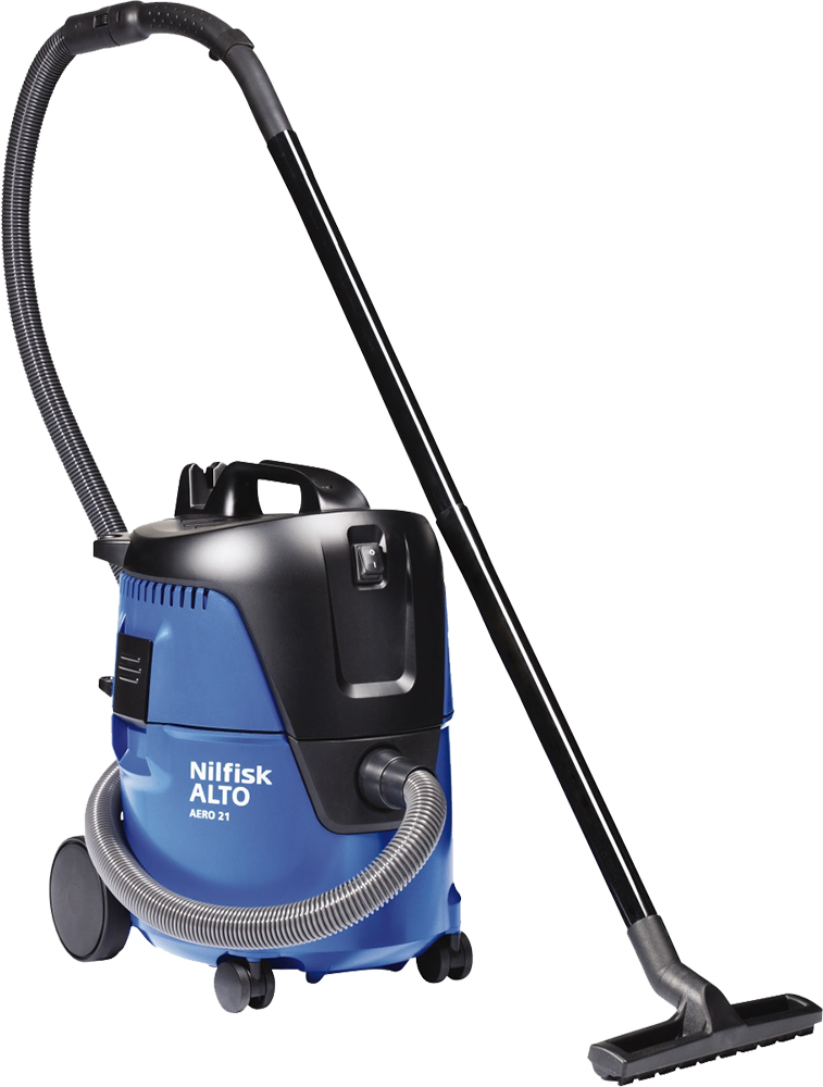 Compact wet & dry vacuum cleaner