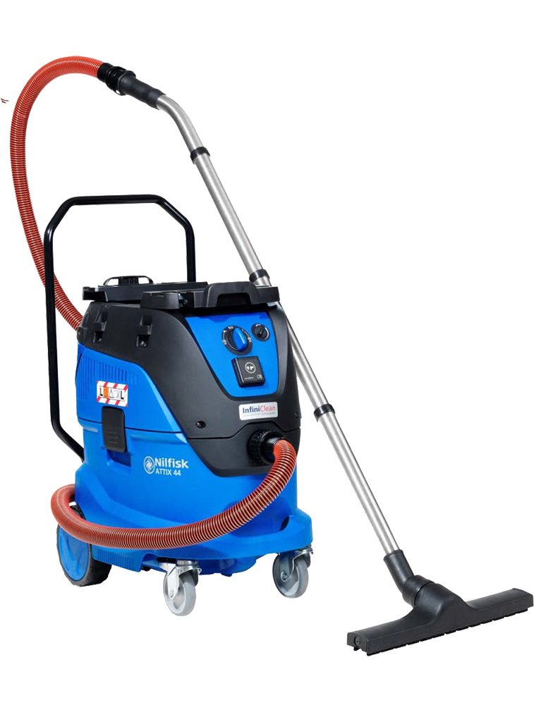 Powerfull dust extractor 42L