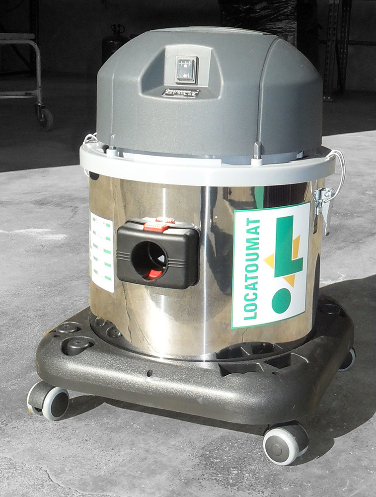Mixed vacuum cleaner 30L 220V