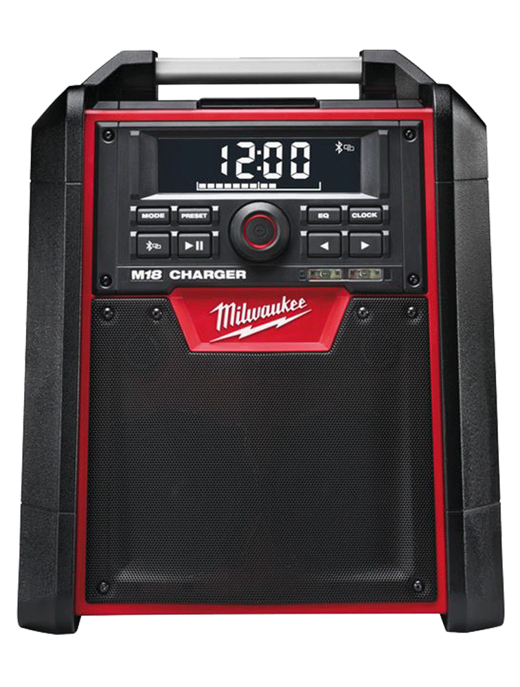RADIO CHARGEUR DE CHANTIER MILWAUKEE